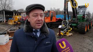 UTV.Стало известно сколько сгоревших и вырубленных лесов восстанавливается в Башкирии