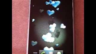 Hearts Live Wallpaper - maxelus.net Thumbnail