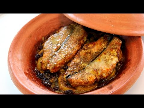 Salmon Sweet Potato Tagine Recipe - CookingWithAlia - Episode 352
