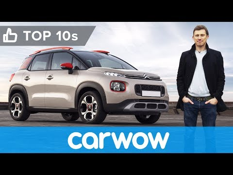 Citroen C3 Aircross 2018 - can sensible be cool? | Top10s
