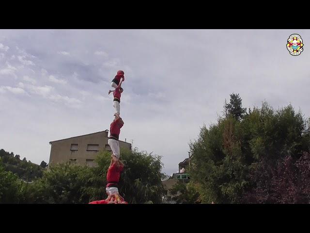 P5 Castellers Alt Maresme @ Martinet (06/10/2019)