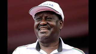 """""""Quit local politics"""", section of MPs tell Raila after top AU job"""