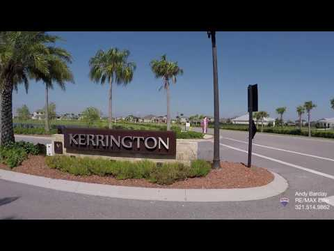 Kerrington at Addison Village Driving Tour | May 2019 | New Construction Homes for Sale | Viera, FL