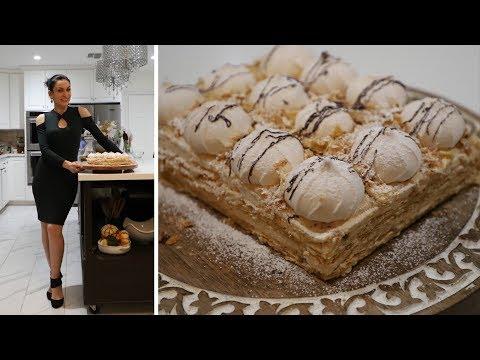 Торт «АРМЯНСКИЙ» - Мой Фирменный Рецепт - Cake Armenian - Рецепт от Эгине - Heghineh Cooking Show