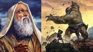 ТАИНСТВЕННЫЕ ЛЮДИ-ГИГАНТЫ В БИБЛИИ. КЕМ ОНИ БЫЛИ?