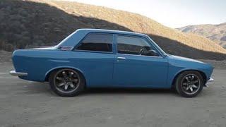 /TUNED - Turbocharged Datsun 510