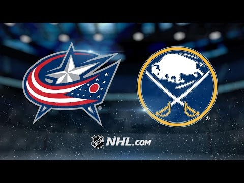 Sabres use five unanswered goals to top Blue Jackets