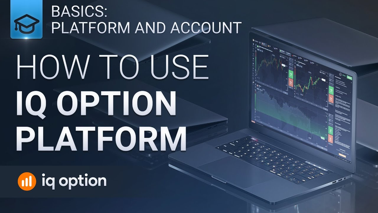 How to use IQ Option platform? Web.