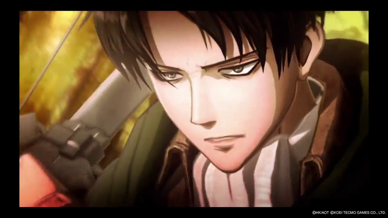 Attack On Titan 2 - Game Opening Cinematic - YouTube