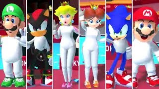 Mario & Sonic at the Olympic Games Tokyo 2020 - Fencing (All Characters)