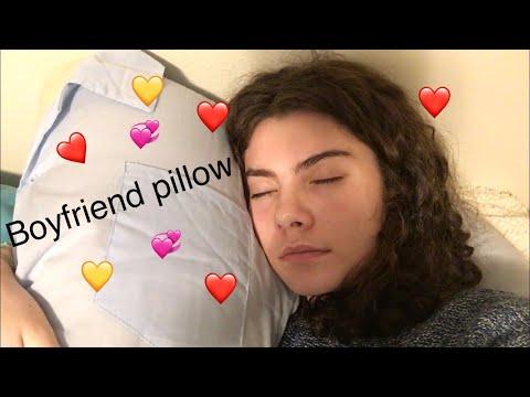 boyfriend pillow review