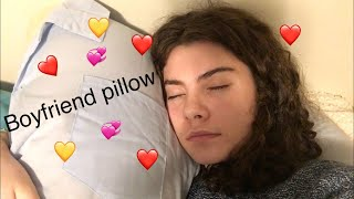 boyfriend pillow review