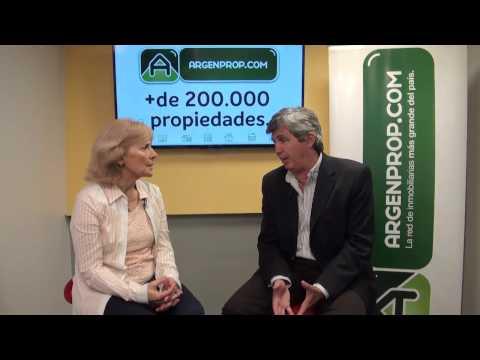 Mariano Maurette habla sobre la situación de inmuebles en el campo #Argenprop