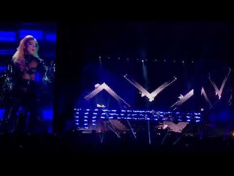 Lady Gaga - Scheibe - Fenway Park Boston - Joanne World Tour