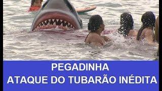 Pegadinha do Tubarão (INÉDITA) - Silvio Santos.