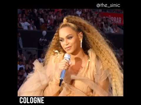 """I know she was attractive"" compilation - European version. Beyoncé - Resentment"