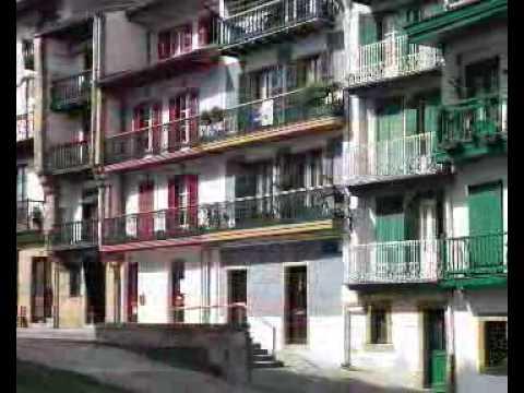 Welcome to Euskadi: Fuenterrabia, Hondarribia