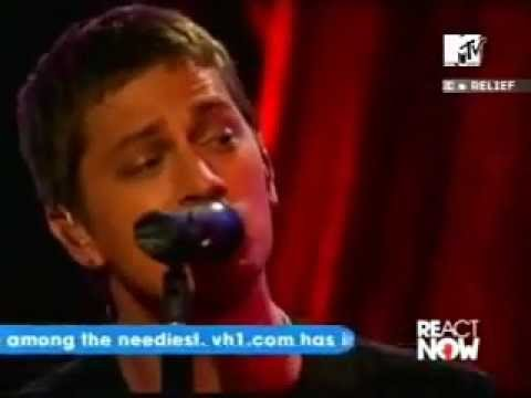 Rob Thomas - Time After Time (Live)