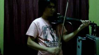THE SEARCH IS OVER - SURVIVOR - VIOLIN COVER