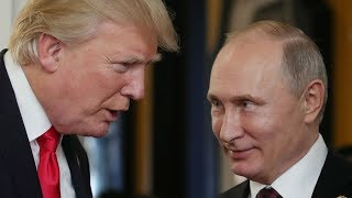 Putin - Trump summit brings hope of peace as summit begins HD Video