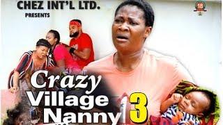 CRAZY VILLAGE NANNY SEASON 3 - (New Hit Movie) - Mercy Johnson 2019 Latest Nigerian Nollywood Movie