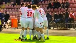 Сталь - Арсенал 2-0