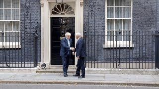 Vice President Pence Visits the United Kingdom