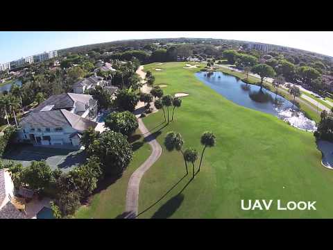 Golf Courses of Boca West
