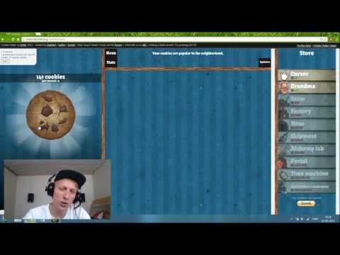 Cookie Clicker how to cheat/hack (EASY AND FOR ALL VERSIONS)[EASY +1,000,000,000 Cookies]