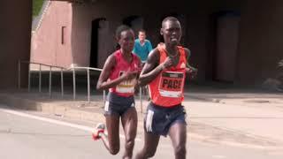 Copenhagen Half Marathon: European Record Sifan Hassan