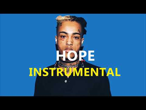 XXXTENTACION - HOPE  (Instrumental)