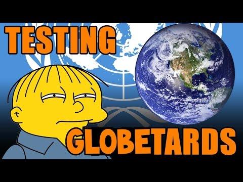 Testing Globetards - Flat Earth Asshole vs Coolhardlogic