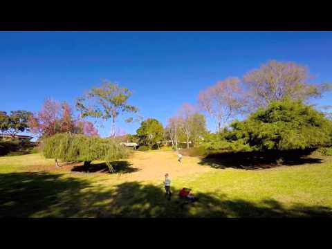 QAV210 : You Spin Me Right Round