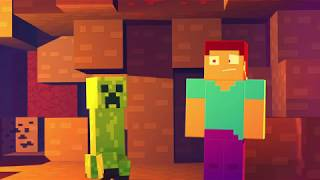 creeper aw Mann--Minecraft Animation.