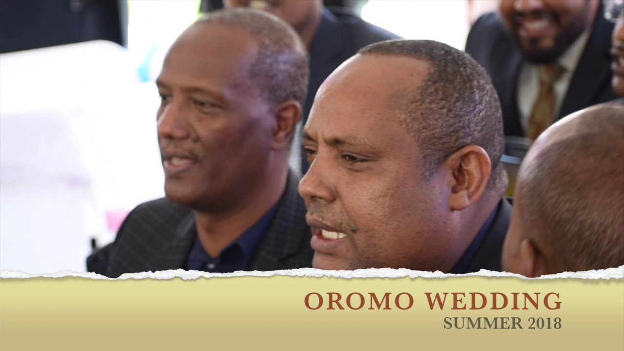 OROMO WEDDING SONG