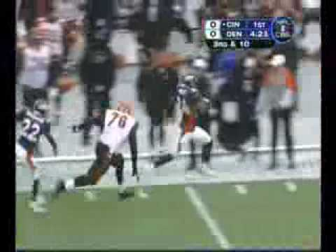 Chris Henry Gets Lynch