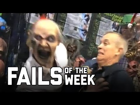 Zany Zombie: Fails of the Week (September 2020) | FailArmy