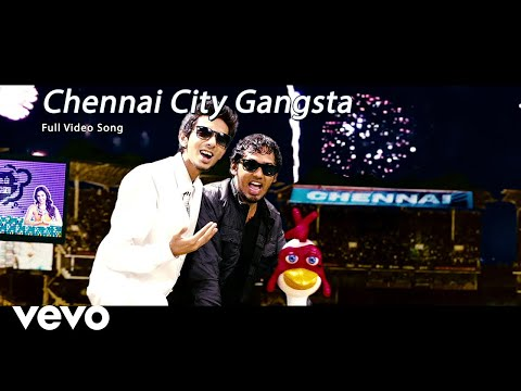 Mix - Vanakkam Chennai - Chennai City Gangsta Video | Shiva, Priya