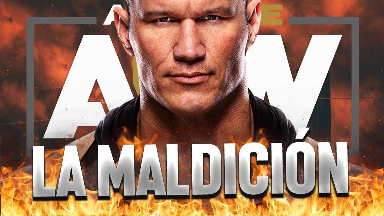 La Verdadera Historia: La MALDICIÓN de Randy Orton & AEW