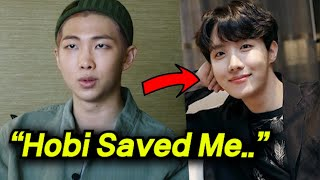 BTS JHope Saved RM on Stage, Hobi's Incredible Reflex