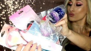 HAUL! ???? UNBOXING ALIEXPRESS BRUSHES !!