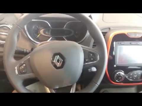 Renault KAPTUR рено каптюр салон