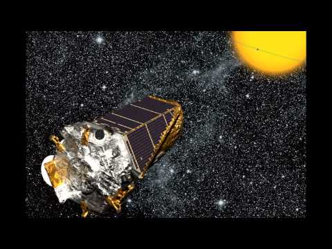 Super-Earth Found By Kepler Spacecraft