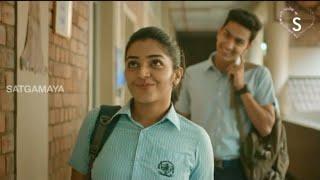 #schooldays love  in O Kadhal Kanmani song what's app status