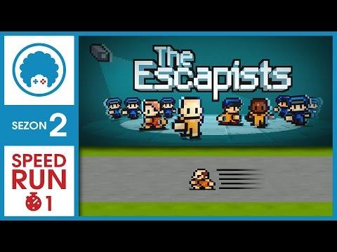 iGRAmy z The Escapists | s02 | Ucieczka w 3 minuty! | Speed Run #1 [NIEAKTUALNE]