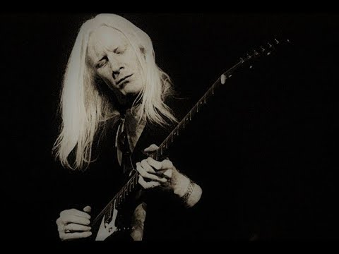 JOHNNY WINTER  ''LIVE'' Mp3