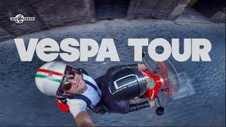 Roma en Vespa!  Italia #3