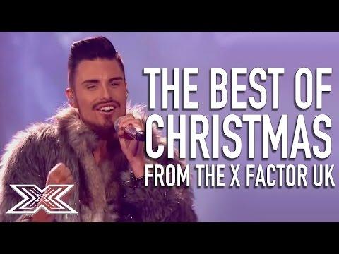 The Best Of Christmas | Ben Haenow, JLS, James Arthur and MORE! | X Factor UK