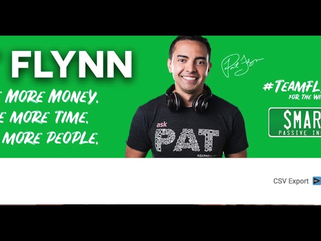 Pat Flynn | The Power of 2 Simple Words