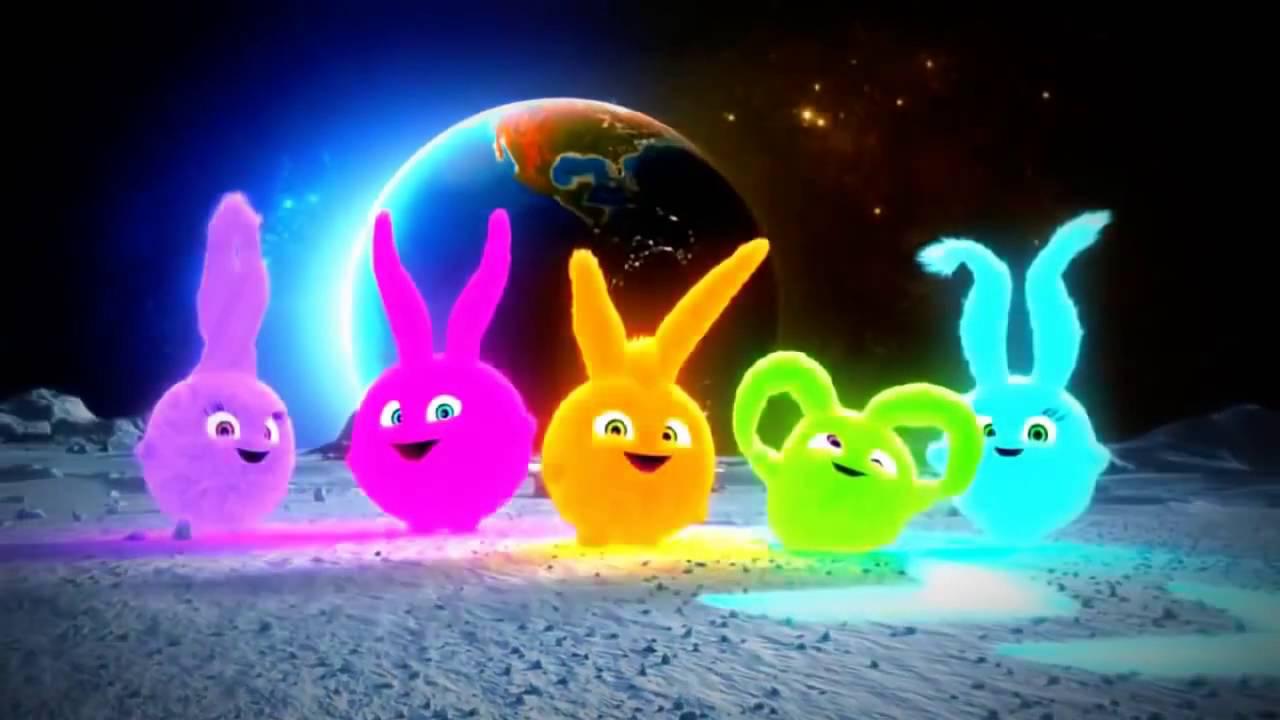 Детские мультики (На луне) - YouTube